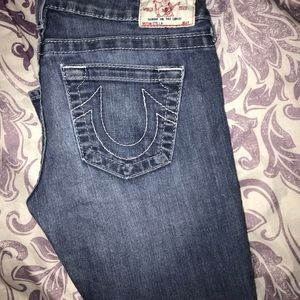 authentic true religion jeans 😊